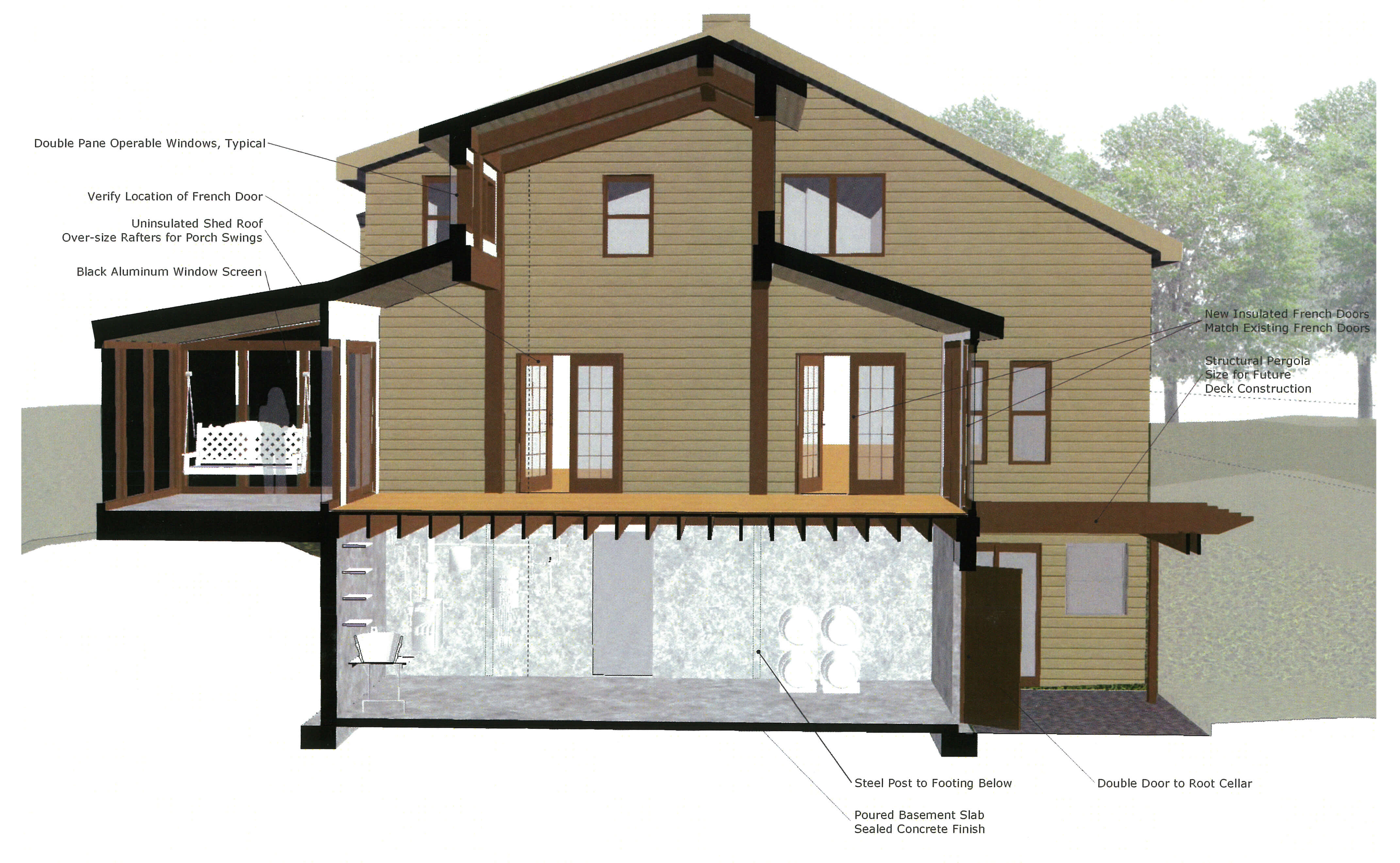 home-addition-buiding-section