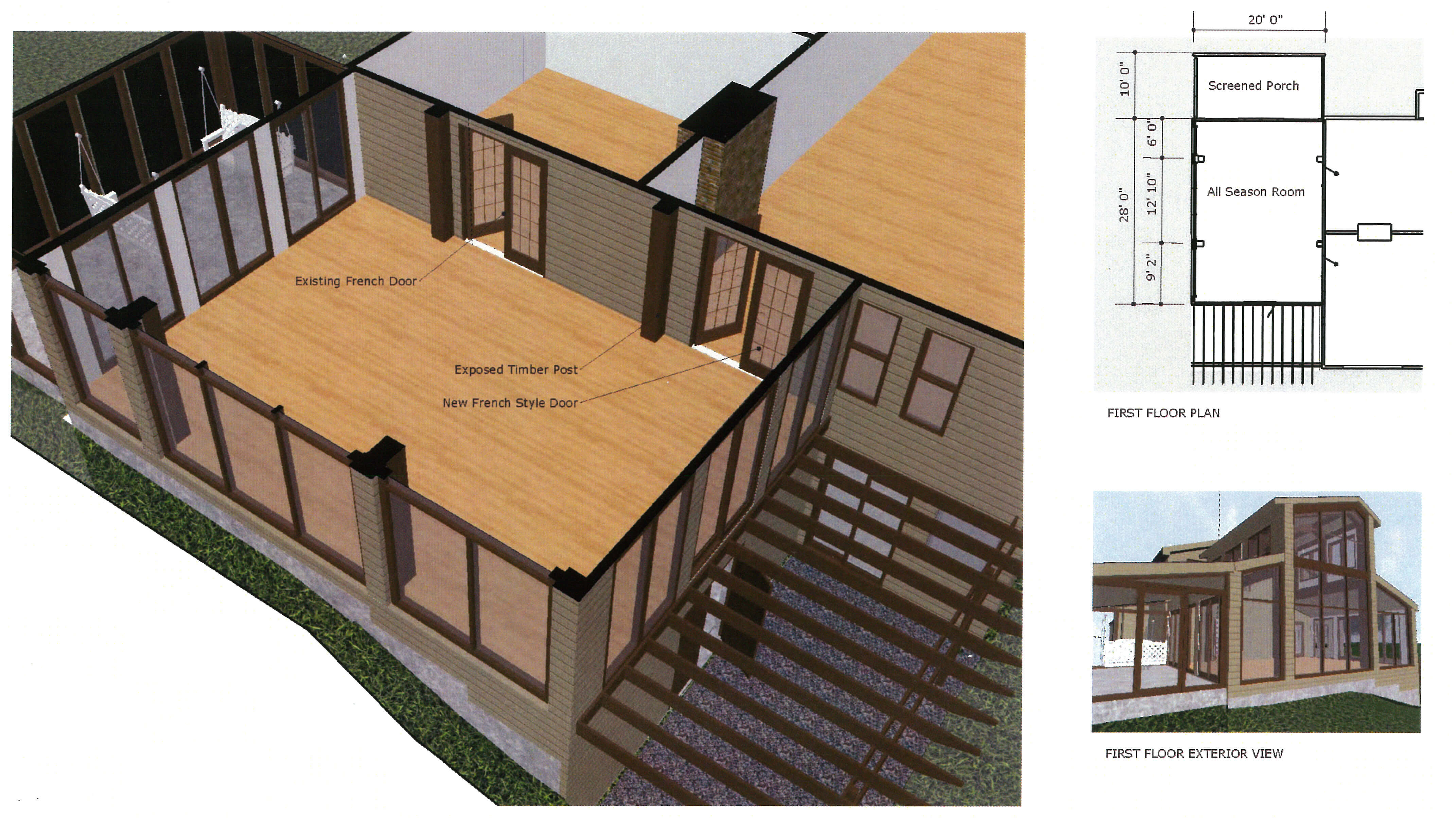 home-addition-3D-plan-view